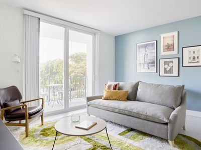 Photo for Sonder | Grove 27 | Laid-Back 1BR + Balcony