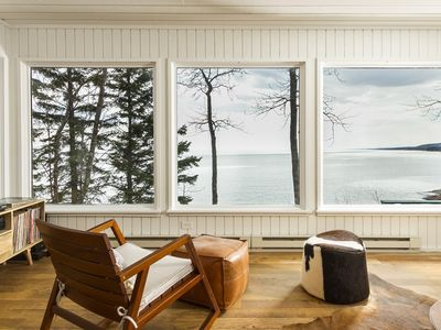 Photo for Beautiful Lutsen Home On Lake Superior