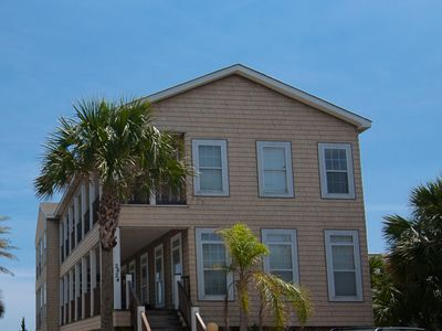 Photo for Beautiful Oceanfront Home on Vilano Beach, 6 Bedrooms, Pool