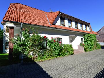 Holidays in the Sauerland region - Apartment in a unique location with use of the garden