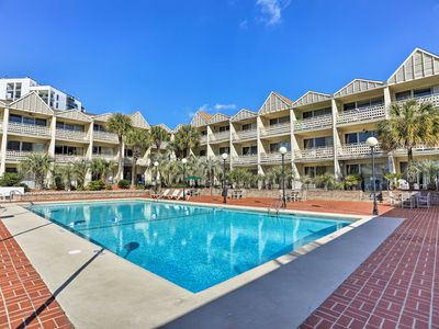 Photo for NEW! Myrtle Beach Studio w/ Pool & Hot Tub Access