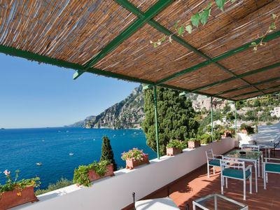 Photo for Lovely villa close to Positano, the most picturesque and photogenic town of the Neapolitan riviera