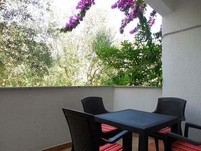 Photo for Private garden paradise in Split - Summer apartment
