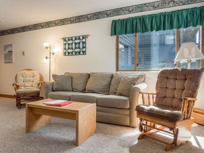 Photo for Excellent First Floor Unit with Direct Access