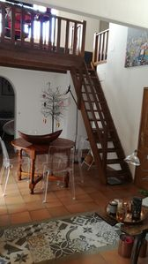 Photo for atypical apartment, historic center of Ajaccio, very nice terrace