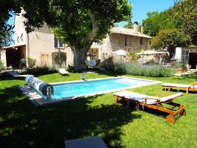 Photo for VACANCY IN A MILL IN PROVENCE (AVIGNON)
