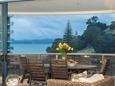 Photo for Fabulous Mt Maunganui Spacious Apartment with View