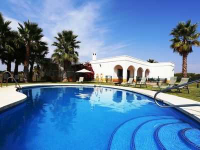 Photo for Conil Bed, rental Conil, Cadiz Cortijo Rural, Conil Rooms,