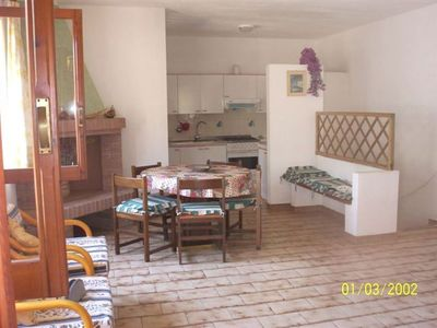 Photo for Casa Silibba apartment in Cala Sinzias with WiFi, private parking & private terrace.