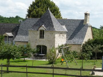 4 star stay with exceptional service in an authentic Quercy setting