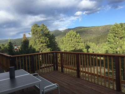Photo for NEW! CLOSE TO SKI/FULLY RENOVATED CHALET ON XL LOT & MILL $$ VIEWS OF MOUNTAINS