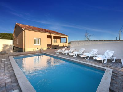 Photo for Holiday house Crno with pool