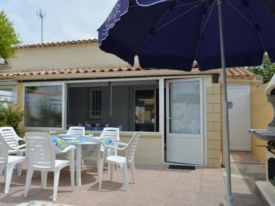 Photo for Villa Cap d'Agde, 2 bedrooms, 6 persons