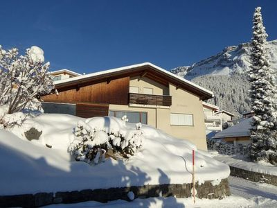 Photo for Flims Apartment, Sleeps 12 with WiFi