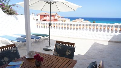 Photo for Well maintained bungalow just 3 minutes walk from the white sandy beach