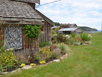 Photo for Barn Suite At Little Tribune Bay, Hornby Island