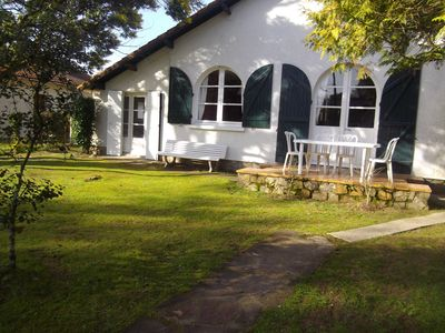 Photo for Brévinoise House, 150 m from the beach, Wifi, Bikes, Baby Equipment, 11/12 pers