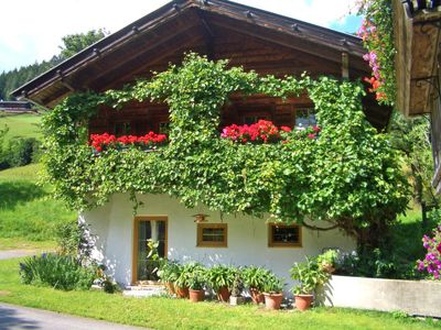 Photo for Vacation home Klemmhäusl (APH220) in Alpbach - 4 persons, 2 bedrooms