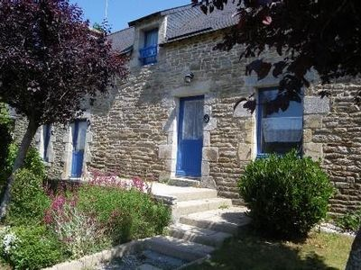 Photo for Gîte la ferme rouge, longère located in Pluvigner on the edge of the forest in