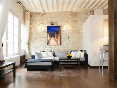 Photo for Stunning Two-Bedroom Apartment in the Heart of Saint Germain and Odeon
