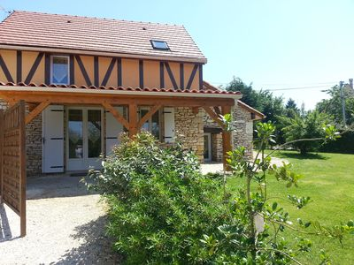 Photo for Cherry tree 10 km north of Sarlat with heated pool