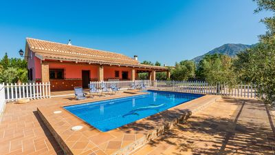 Photo for Nice holiday home with pool, perfect for groups