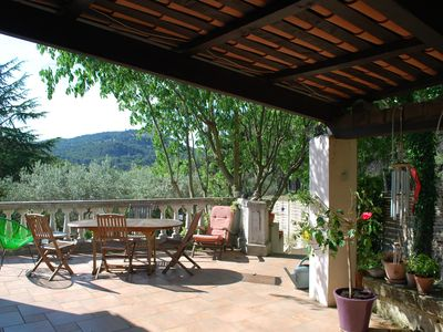 Photo for PLEASANT STONE HOUSE NEAR ROGNE D & AIX EN PROVENCE