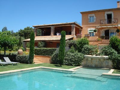 Photo for Fabulous Luxury Villa, ** SPECIAL DISCOUNTED RATE FOR SEPTEMBER, £2.5k A WEEK**