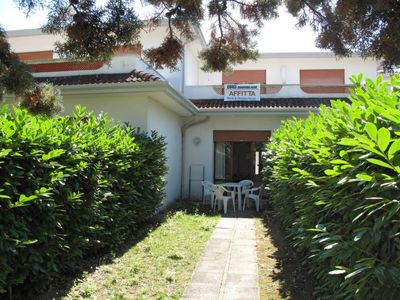 Photo for 2 bedroom Villa, sleeps 6 with Air Con and Walk to Beach & Shops