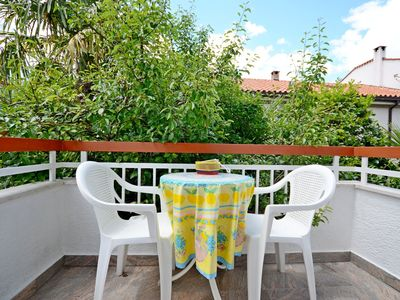 Photo for 1BR Apartment Vacation Rental in Porec