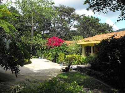 Photo for Hacienda Luis: a Lakefront Guest House in a 53-acre natural tropical forrest.