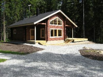 Photo for Vacation home Marski in Lieksa - 12 persons, 3 bedrooms