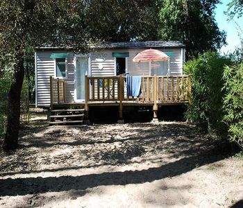 Photo for Camping La Clairière **** - Mobile Home 4 Rooms 6 People