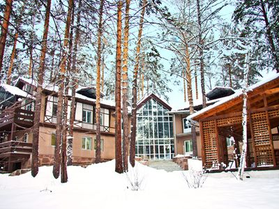 Photo for Cottage residence - Forest hotel. WiFi