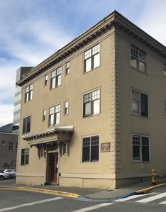 Photo for New - Studio Apartment in Historic Downtown Building - Great Location