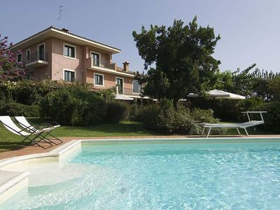 Photo for 7 bedroom Villa, sleeps 13 in Trecastagni with Pool, Air Con and WiFi