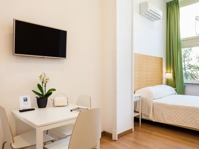 Photo for Appartamento Corso A with Air Conditioning, Heating and Internet WI-FI