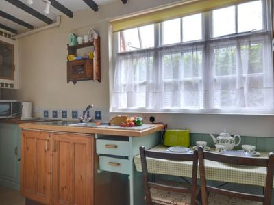 Photo for Vacation home All Saints in Hastings - 2 persons, 1 bedrooms
