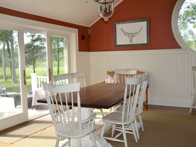 Waterview, Sunsets, Fire Pit, Kayaks,... - HomeAway Yarmouth Port on