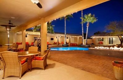 Photo for Spectacular Scottsdale Compound Ideal for Group or Family Entertaining