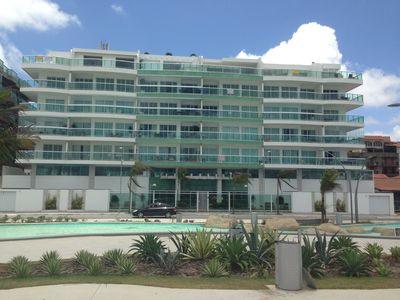 Photo for Praia do Forte high luxury with full view of the sea, fireworks and concerts