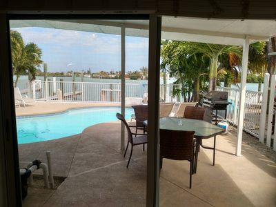 Photo for Key Colony duplex, 2/2 with shared pool, we also rent the cheapest boats in town