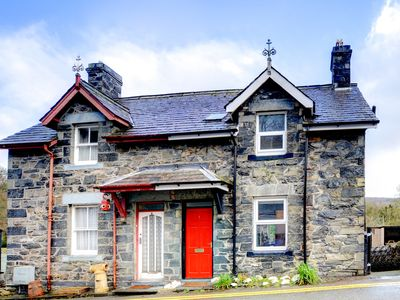 Photo for In the village of Betws-y-Coed is a semi-detached cottage Manoros in a convenient location in the Sn
