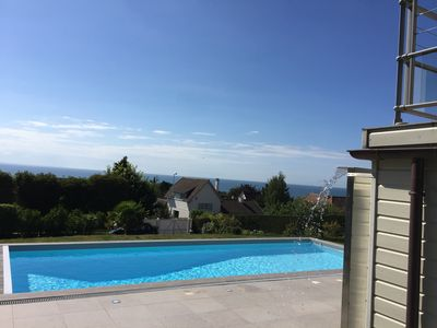 Photo for Deauville (Blonville) Sea View Luxury Property