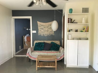 Photo for Secluded 1BR Cottage in Arts District -- Minutes from Downtown