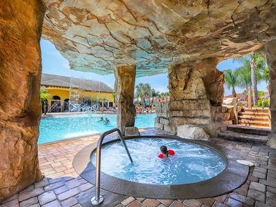 Photo for Spacious & luxurious home with heated pool and several resort amenities!
