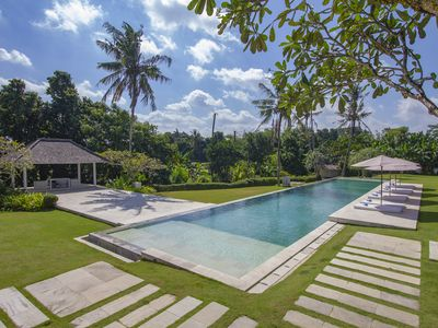 Photo for Villa Infinity Bali is a 5-star property, 8 bedrooms with en suite bathrooms.