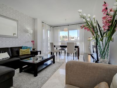 Photo for Luxury golf and sea apartment 29