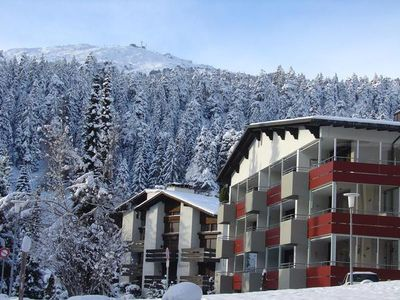 Photo for Apartment Laax for 4 - 6 people with 2 bedrooms - Apartment in one or Mehrfamilienh
