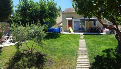 Photo for HOUSE SEASIDE SWIMMING POOL AND GARDEN